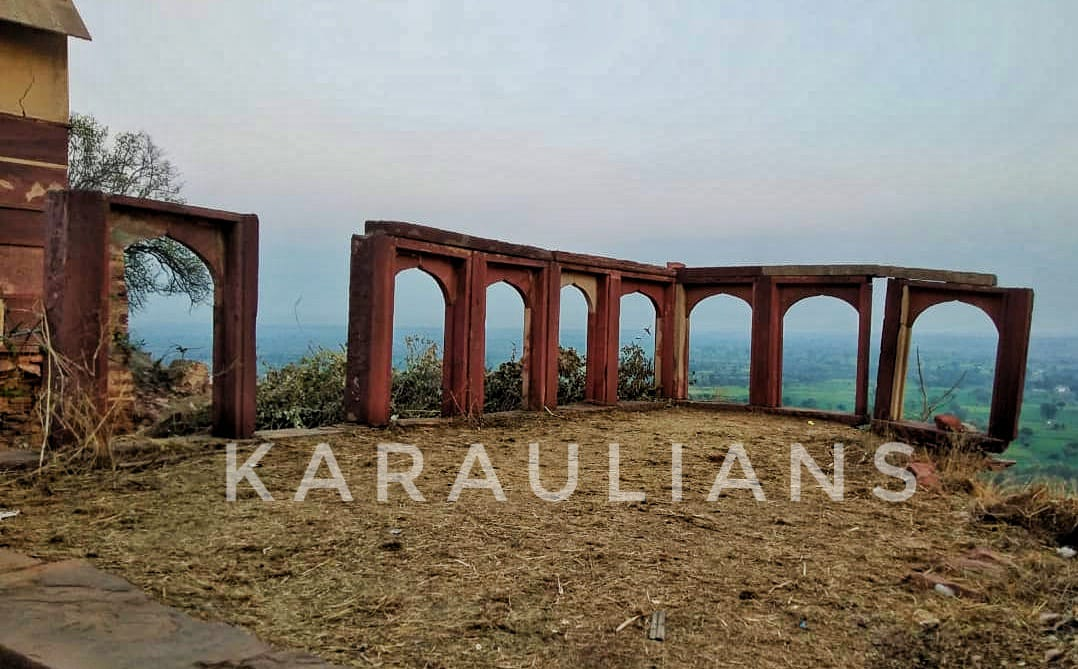 fatehpura fort karauli